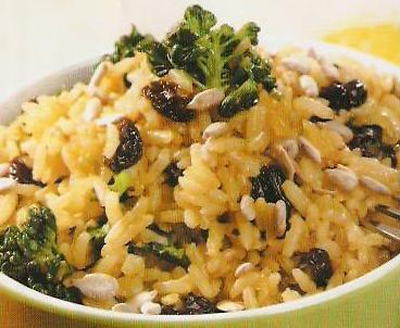 3. Dziki ryż z warzywami <br><br> Składniki: <br><br> - 40 g dzikiego ryżu,...