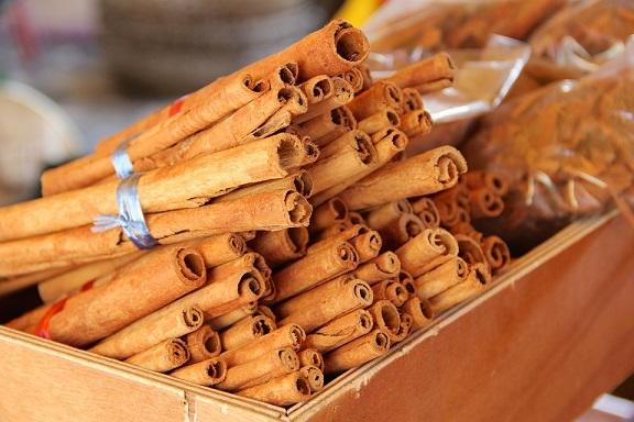 Cynamon to znany od wieków naturalny środek zwalczający obrzęki....