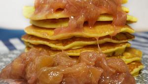 Do tej pory ta mąka wydawała mi się bezużyteczna, ale pancakes z tego przepisu p
