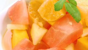 Najprostsza na świecie sałatka owocowa