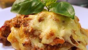 Naleśniki, mięso i ser, a to jak ona je przygotowała, sprawiło, że idę smażyć na