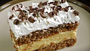 Jeden ze składników tego ciasta dodaje mu wyjątkowej wyrazistości... Zakochacie