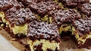 To jedno z prostszych ciast, jakie przygotujesz, a to nadzienie twarogowe jest n