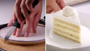 Masz w domu talerze? W takim razie łatwo przygotujesz niesamowity tort kokosowy!