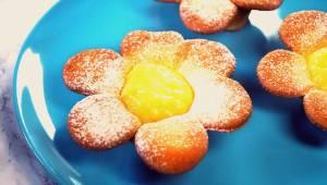 Te piękne kruche ciasteczka przygotujesz w zaledwie kilka minut, a jednocześnie