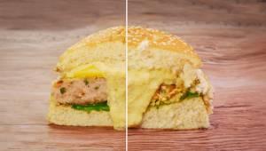 Domowy burger z TEGO składnika bije na głowę mięsną wersję! Ten przepis to hit!
