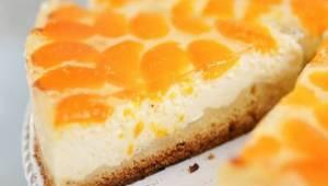Nie sądziłam, że sernik z mandarynką może być tak pyszny i prosty w przygotowani