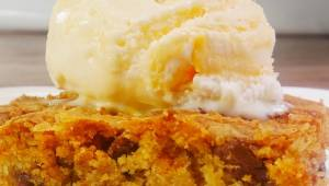 Zamień znane ciasteczka na proste ciasto, które przygotujesz w 30 minut na... pa